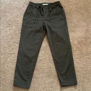 Vince Cargo Army Green Pants size 8
